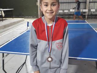 ¡Alonso de Ercilla al Campeonato de Ping Pong!