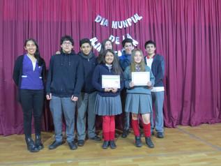 Premiación de la Expo Saludable 2017