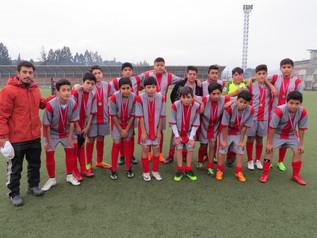 ¡La Gran Final del Campeonato Comunal de Fútbol Sub-14!