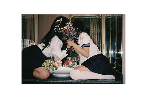film postcard「てぐせ」no,3