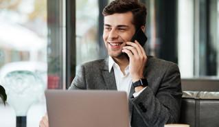 Benefícios do Controle financeiro a distância e online.