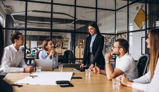 Consultoria Empresarial é a chave para 2021.