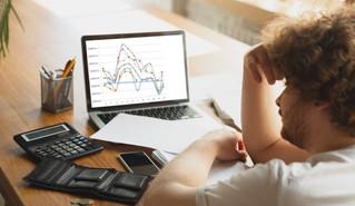 5 erros mais comuns na gestão financeira