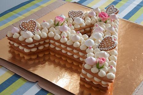 Торт Цифра