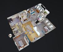 Matterport 3D Virtual Tour Example image