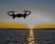 Real Estate Drone Photography Image - Flying Sunset.jpg