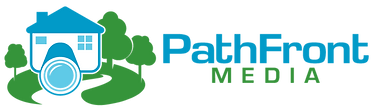 Pathfront Media Durham Region Real Estate Photographer Logo