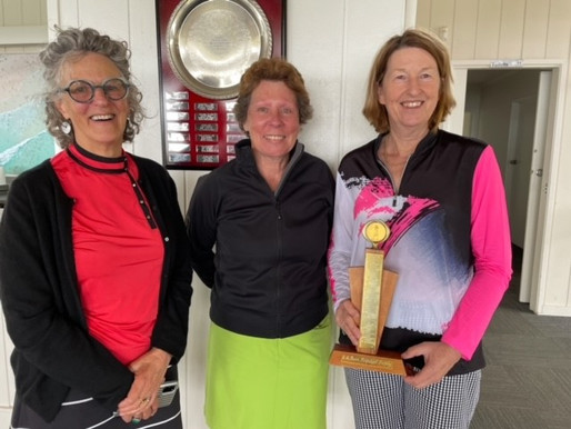 Ladies Club Champions 2020