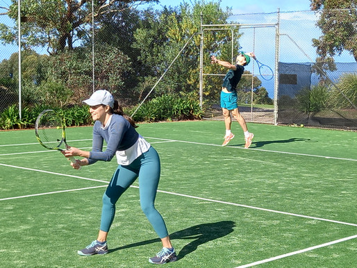 Tennis and Golf resumes Aug 10
