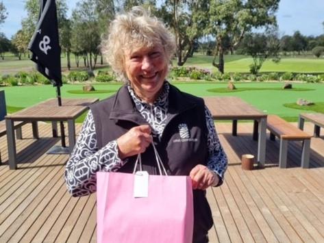 Sue Neil stars at Barwon Valley