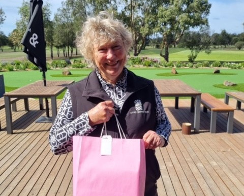 Sue Neil stars at Barwon Valley