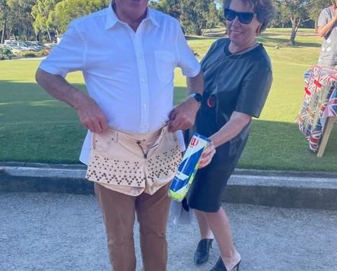 Lorne Summer Classic - Mens tennis Winner