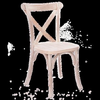 Cross Back Chair -WSXBH10
