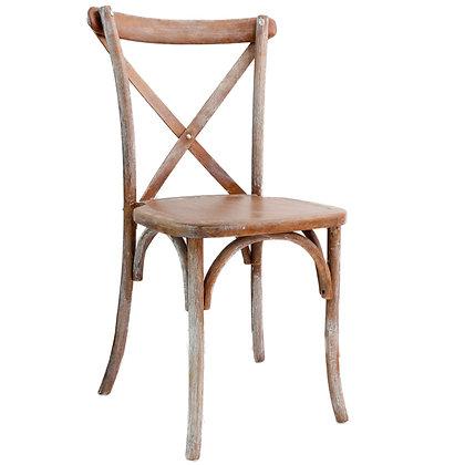 Cross Back Chair -WSXBH03