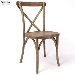 Cross Back Chair -WSXBH18