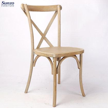 Cross Back Chair -WSXBH07