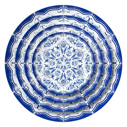 BLUE LILY (SZ-CN3212)