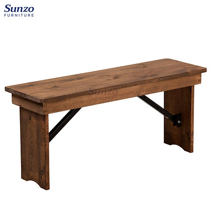 Wood Farm Bench - FAFT-S1(153*30*46cm)