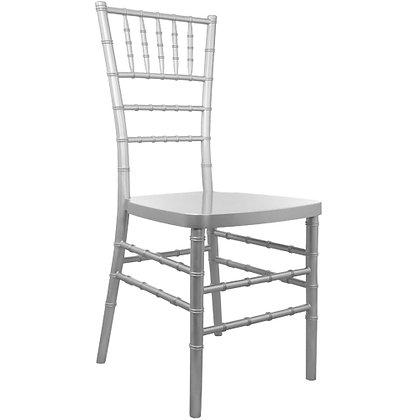 PC Chiavari chair - Silver