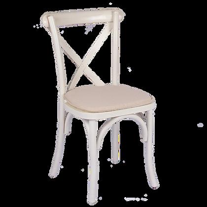 Cross Back Chair -WSXBH12