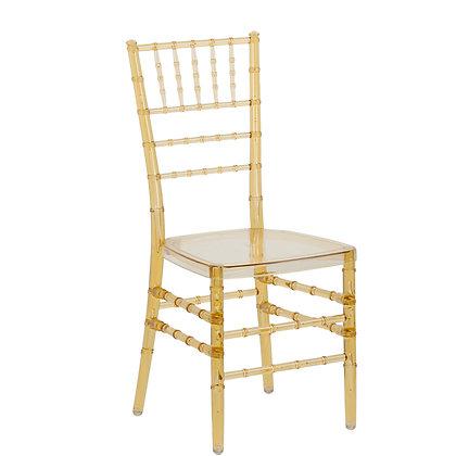 PC Chiavari chair -Yellow