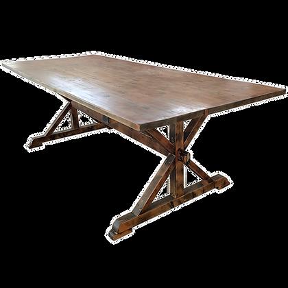 Wood Farm Table - FAFT-W1 (274*120cm)