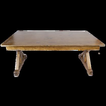 Wood Farm Folding Table - FAFT-F5 (243*120cm)