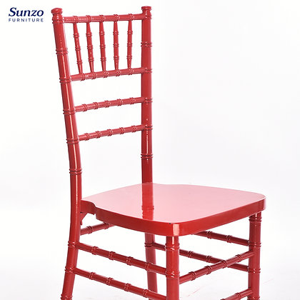 Chiavari chair - Red color