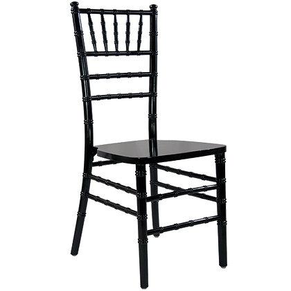 Chiavari chair - Black color