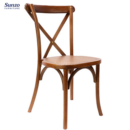 Cross Back Chair -WSXBH20