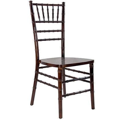 Chiavari chair -Fruit wood color