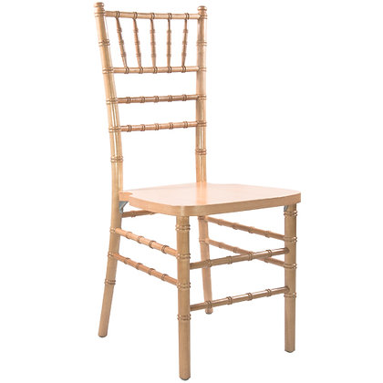Chiavari chair -Natural wood color
