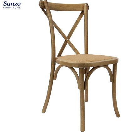 Cross Back Chair -WSXBH02