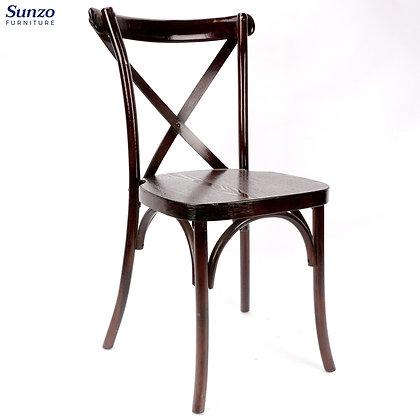 Cross Back Chair -WSXBH14