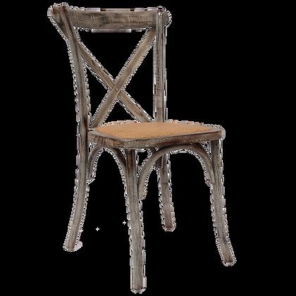 Cross Back Chair -WSXBH13