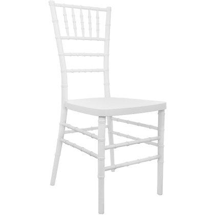 PC Chiavari chair - White