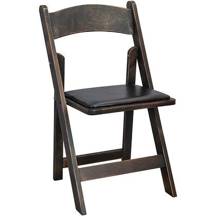 Antique Wooden Folding Wedding Chair (SZ-6503)