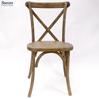 Cross Back Chair -WSXBH17