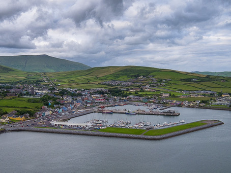 Capturing Dingle Peninsula, Co. Kerry, Ireland with a drone