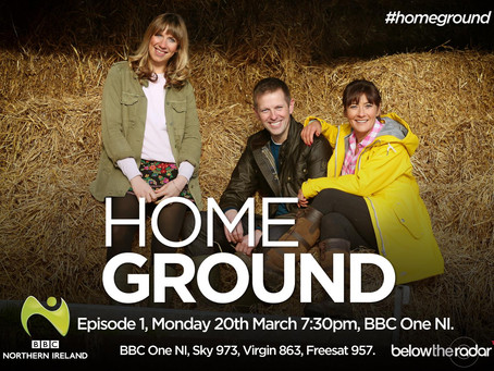 Shooting Title Sequences for BBC's Home Ground