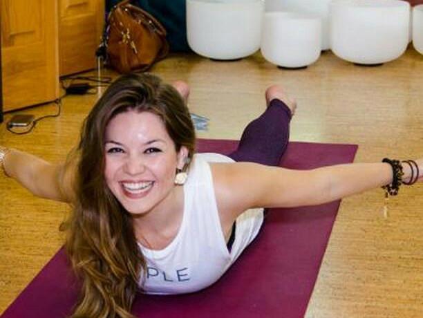 Yoga for Domestic Violence Survivors