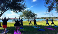 Fit 4 Cause: Yoga and Donation Drive for Homeless Shelters