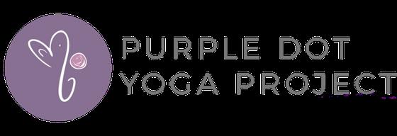 Purple Dot Yoga Project