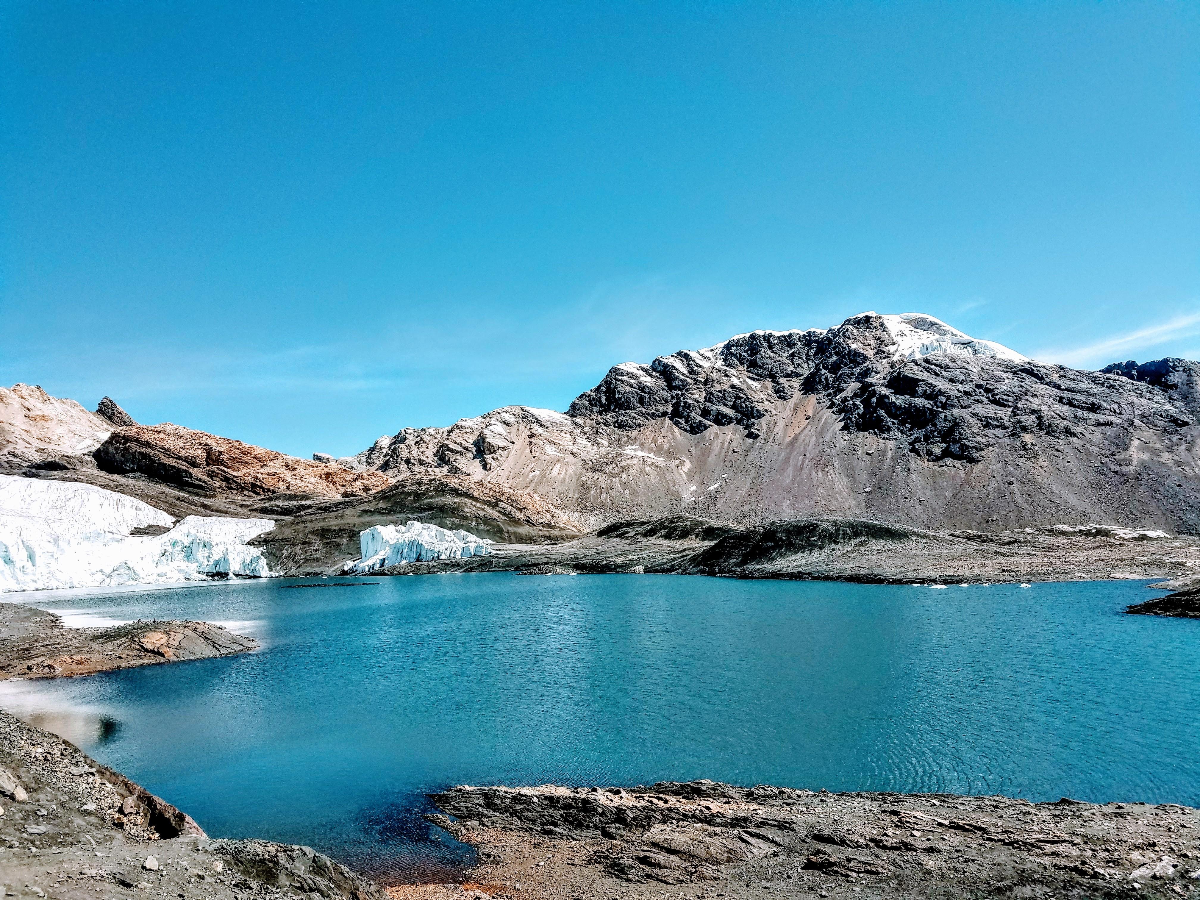 Pastoruri Glacier, Peru