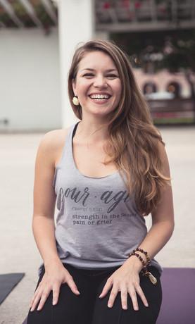 Purple Dot Yoga Project: Yoga for Domestic Violence Survivors