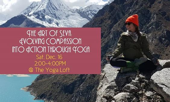 The Art of Seva Workshop