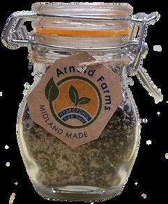 Arnold Farms Herb salt 5-21A (003) crop.