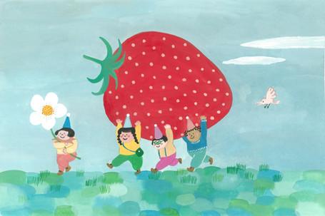 Big fruits >>