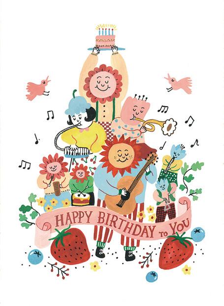 Cards Illustration
