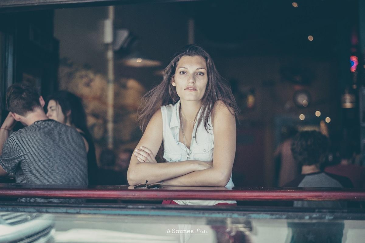 Model Christelle